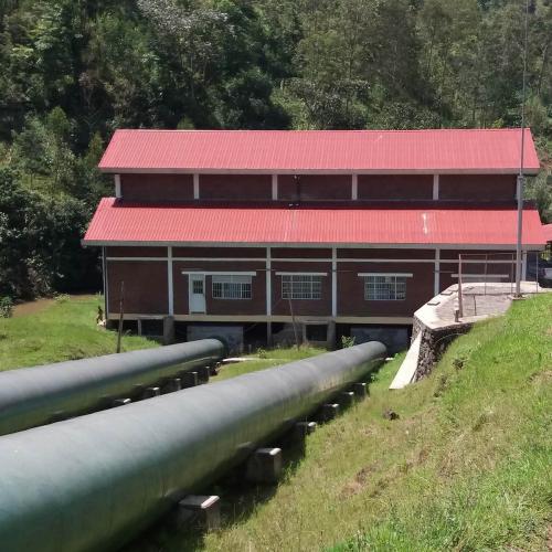 Enco-Mukungwa II Hydropower Plant Rehabilitation (2)