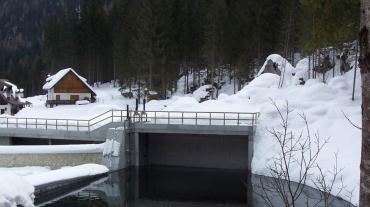 Enco-Sorarù Head Hydropower Plant1